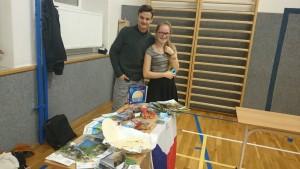 Expozice české delegace